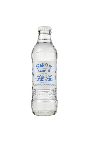 Franklin & Sons Natural Light Tonic water