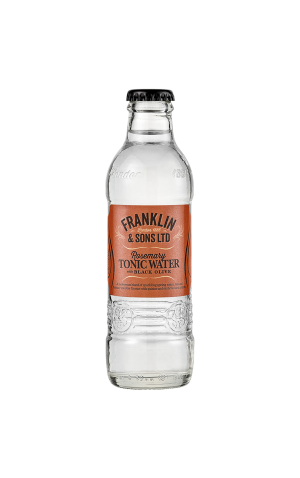 Franklin & Sons Rosemary with Black Olive Tonic Water