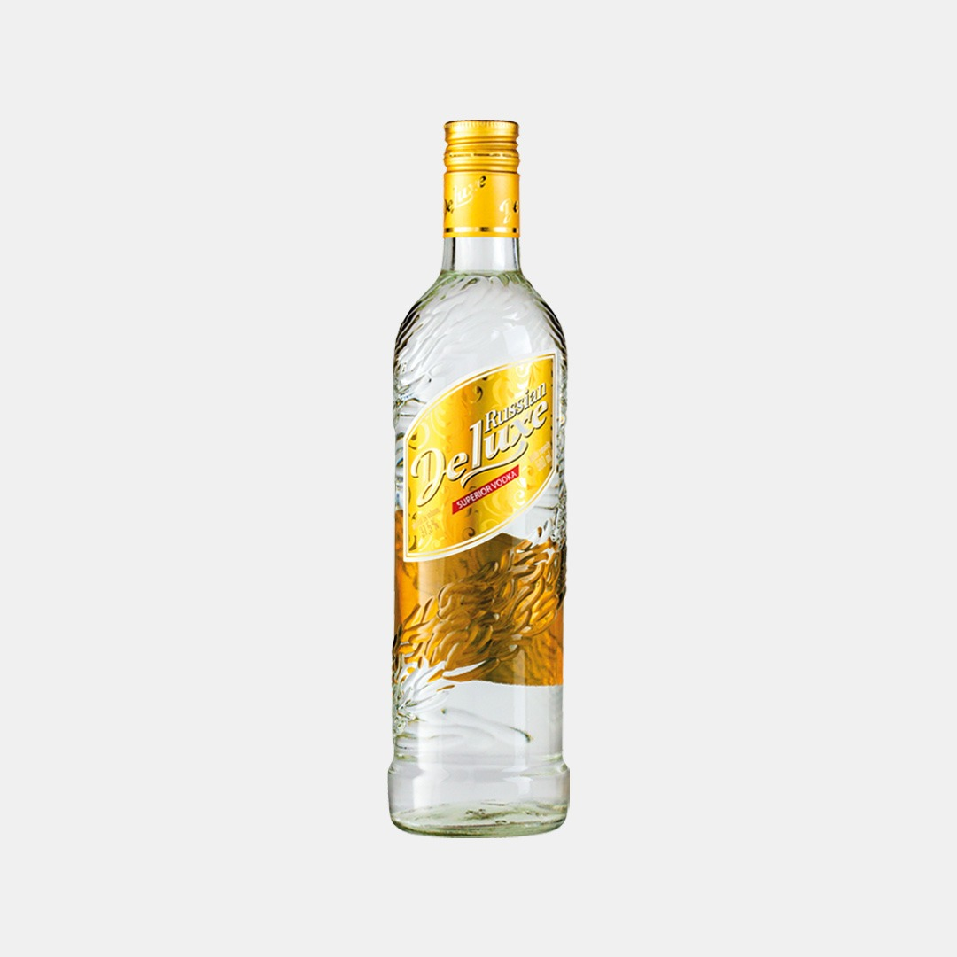 Good Time In | Russian Deluxe Vodka 50cl