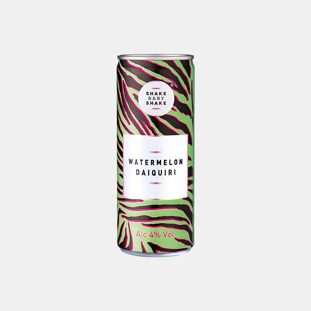 Good Time In | Shake Baby Shake - Watermelon Daiquiri 250ml
