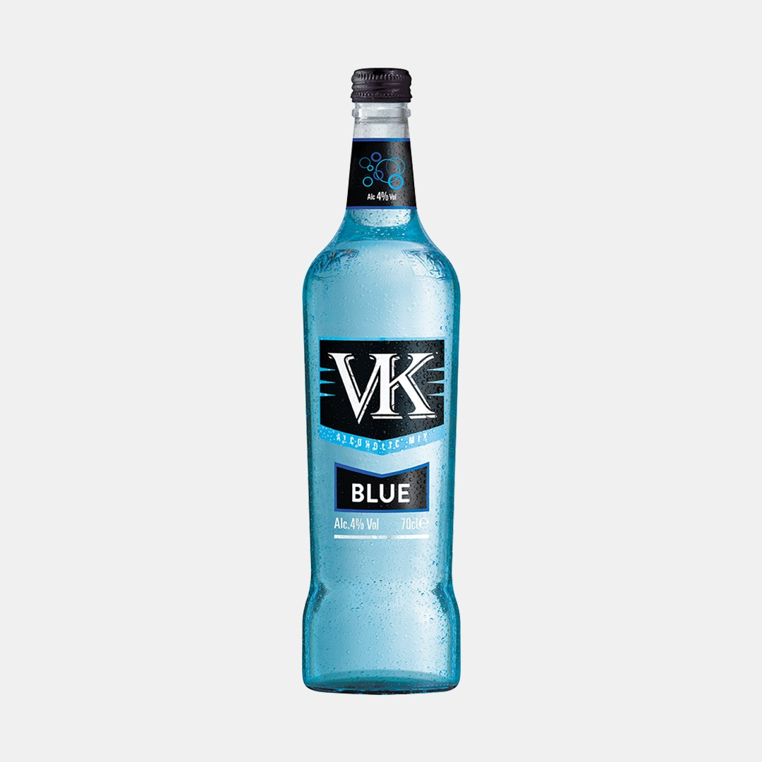 Good Time In | VK - Classic Taste Of Blue 70cl