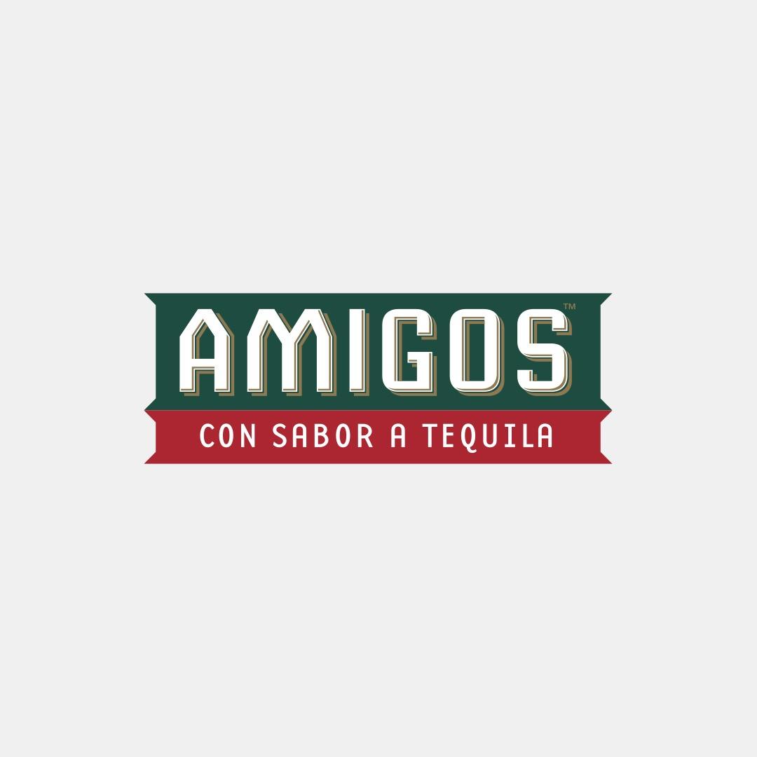 Good Time In | Amigos Logo