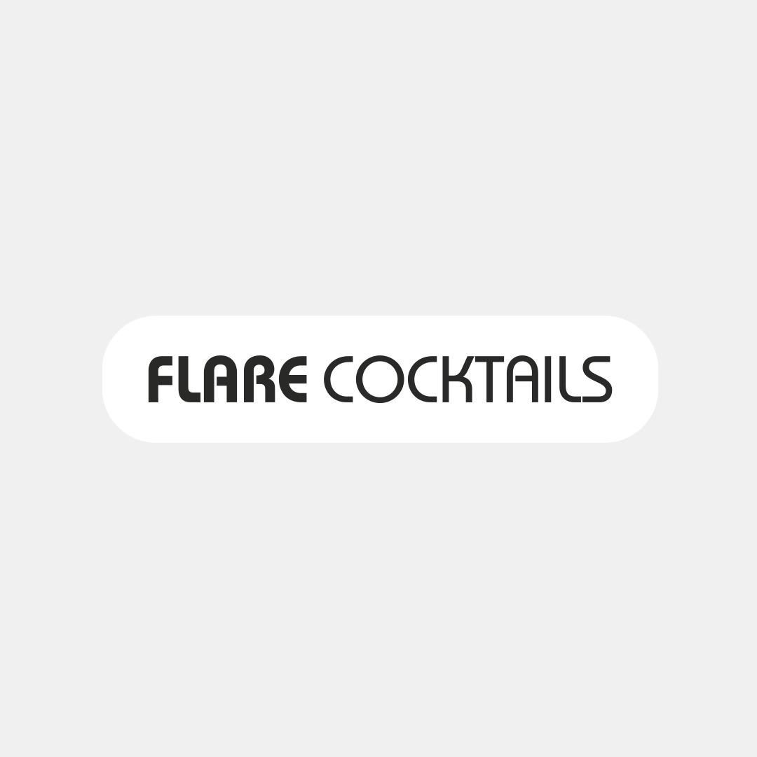 Good Time In | Flare Cocktails Logo