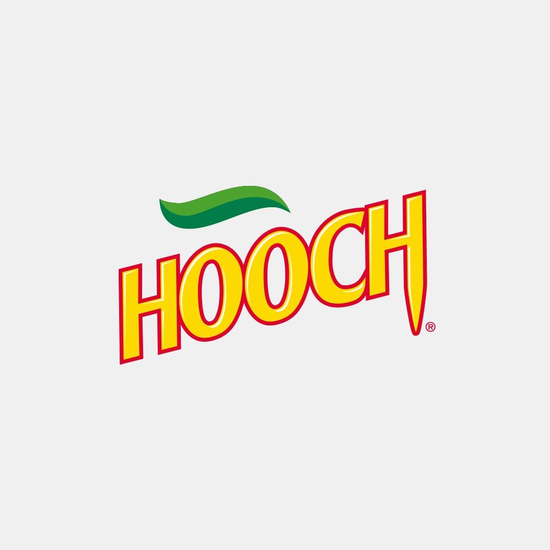 Good Time In | Hooch Logo
