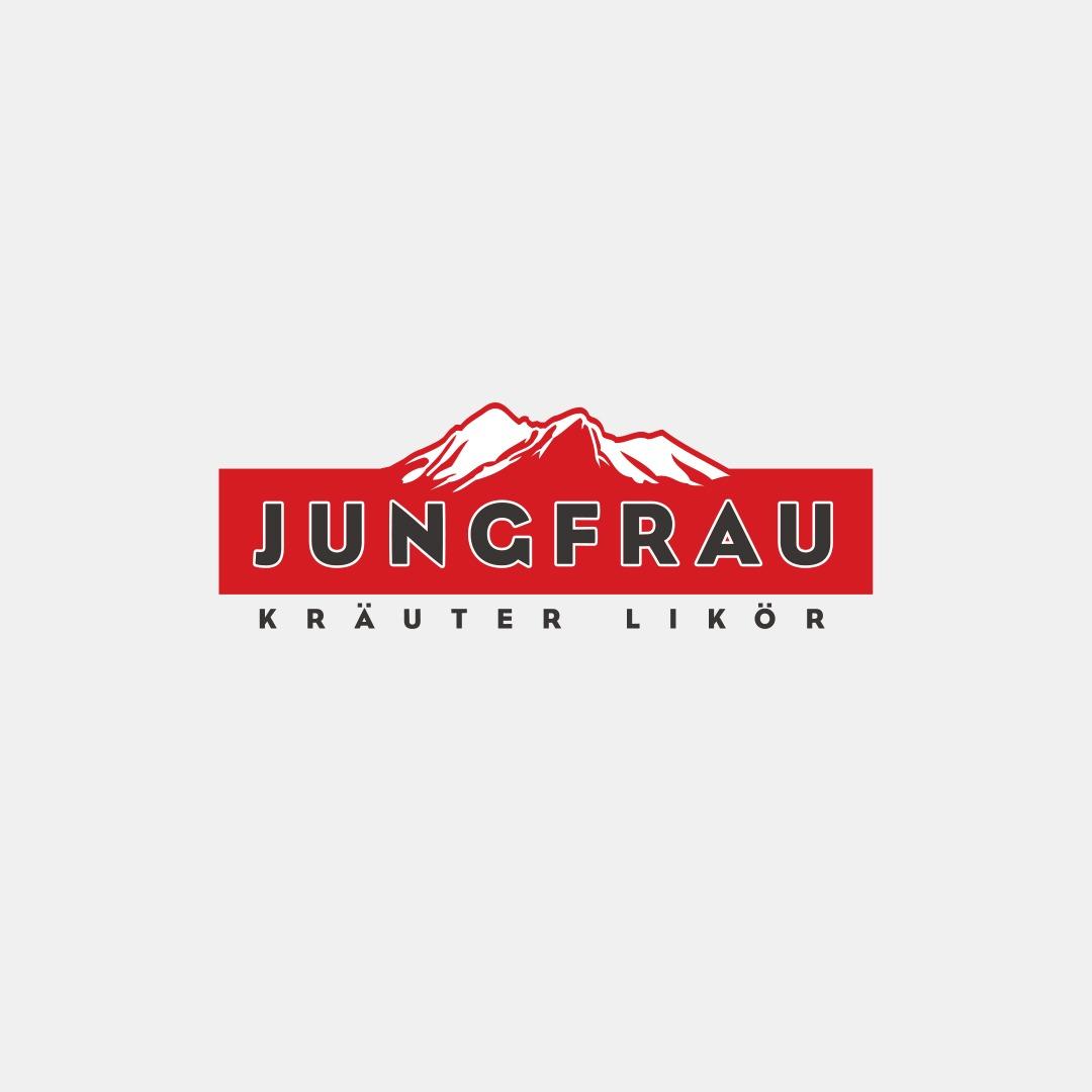 Good Time In | Jungfrau Likor Logo
