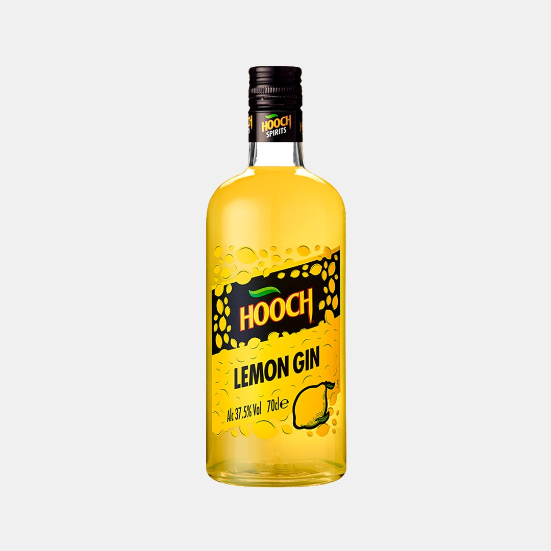 Good Time In   Hooch Spirits - Lemon Gin 70cl