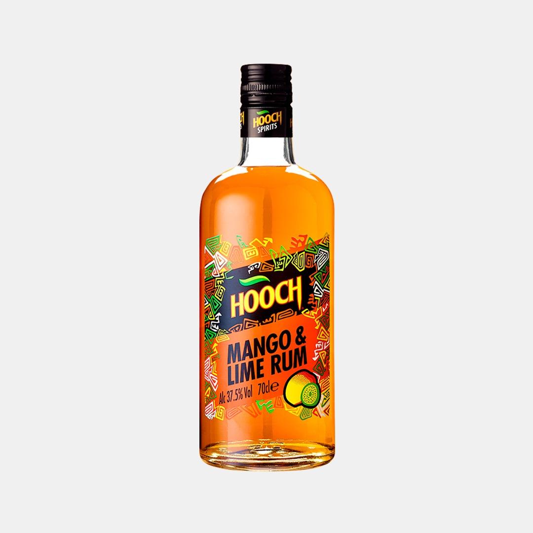 Good Time In | Hooch Spirits - Mango & Lime Rum 70cl