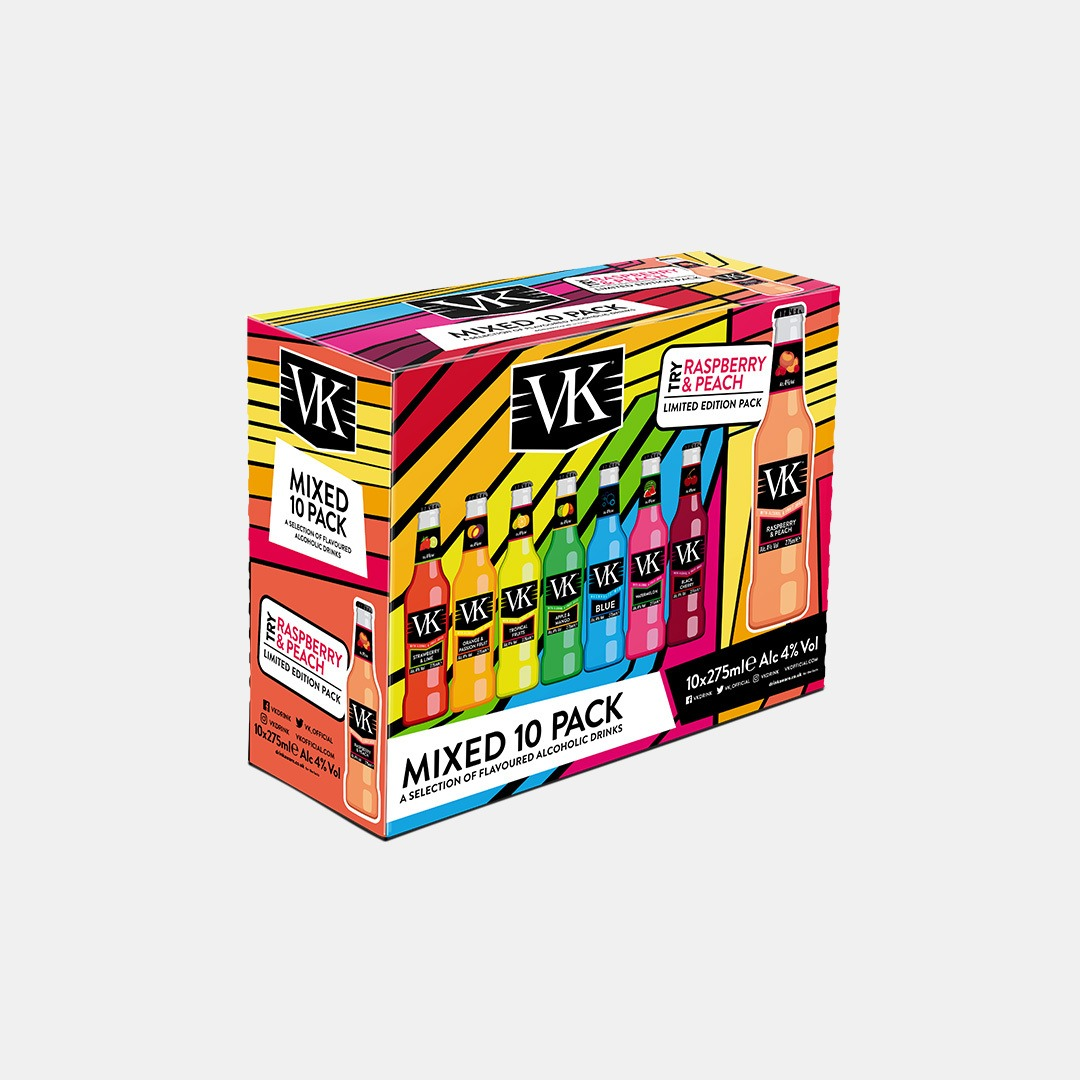 Good Time In   VK - Mixed 10 Pack