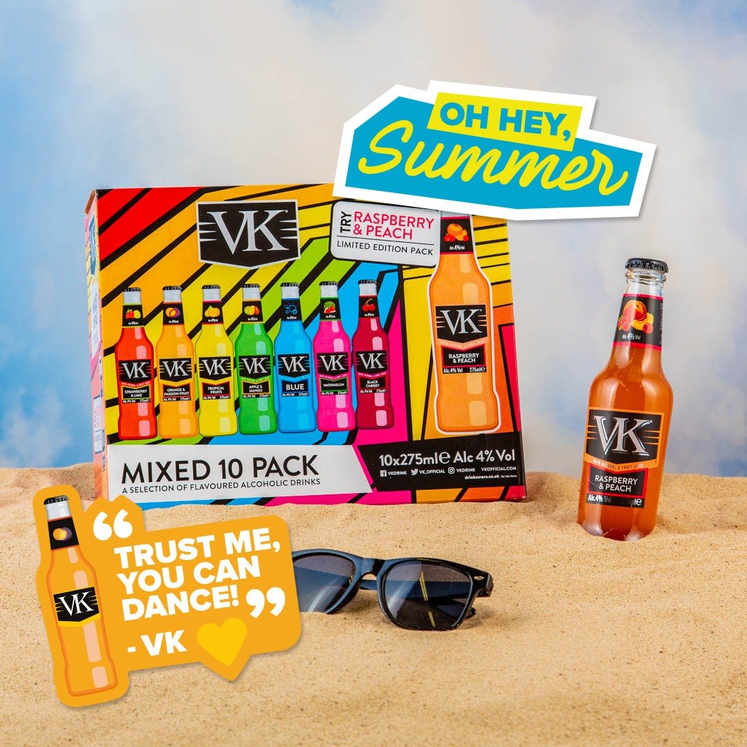 Good Time In   VK Mixed Party Pack